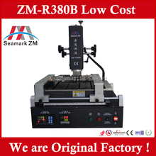 Repairing tools/systmes ZM-R380B bga rework station with hot air