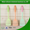 2017 new silicon spatula,wholesale best plastic silicone spatula ,food silicone knife
