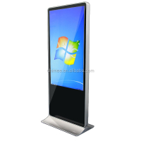 55'' Standing Multi-Media Digital Touch Screen All In One Pc
