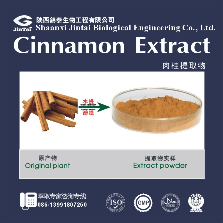 High Quality Flavones 20% Cinnamon Bark Extract
