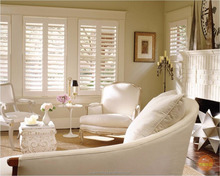 Hollow louver/Home Plantation Shutters Louvers/Adjustable Louver Shutter