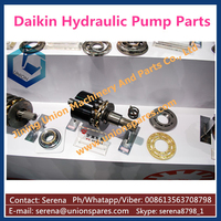 high quality hydraulic pump spare parts for Daikin PVD24