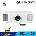 Home Projector X8000 full HD 1920*1200p 3Lcd 3D WiFi Bluetooth Projector 4K