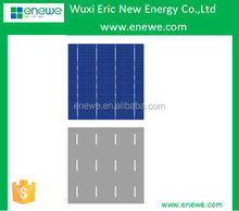 ENEWE-P156-4BB Poly solar cell 4BB solar panel cell solar energy products high efficiency solar cells 156x156