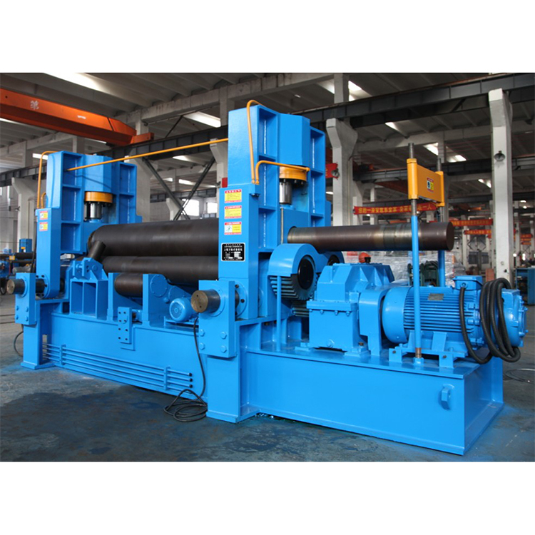 Factory direct hydraulic plate roll machine with discount price