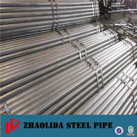 round tubes ! astm 1017 galvanized steel pipe jis g3442 galvanized steel pipes for water service
