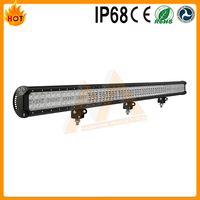 Top Sale Cheap Price 44Inch 288W Alu firm Bracket 6500k led driving bar lights for trucks