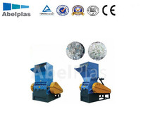 waste plastic recycle grinder crusher/plastic grinder and crusher recycling machine