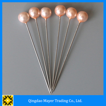 China Qingdao Supplier Round Metal Big Head Pins