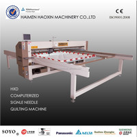 HXD-26 computerized single needle quilting machine,machine for sale,industrial quilting machine
