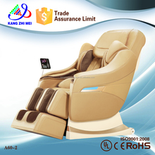 2016 home use full body care massage chair with 3D zero gravity A60-2
