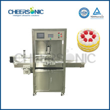 ultrasonic pie slicing machine ultrasonic frozen food cutting knife blade