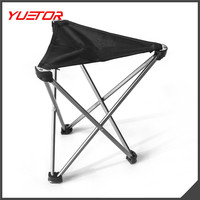 YUETOR Three Legged Folding Stool
