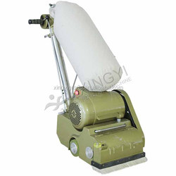 4 HP parquet wood floor sander machine