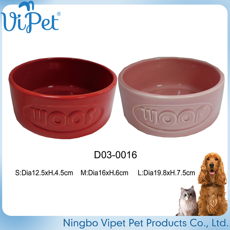 quality-assured wholesale new style ceramic dog bowls wholesale