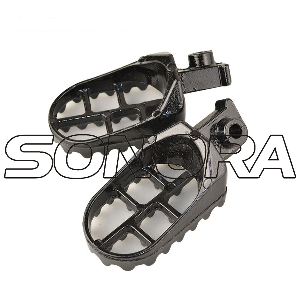 Footpegs Footrest for YAMAHA Motorcycle PW50 PW80 TW200 Honda CRF50 70 800 100F