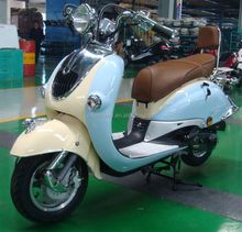49cc Gas Scooter (Scooter 50QT-15A)