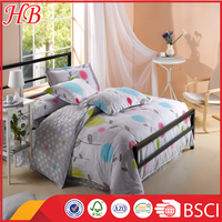 wholesale bedding set 100% cotton,cotton bedding set 140x200,cheap bed sheets for home using