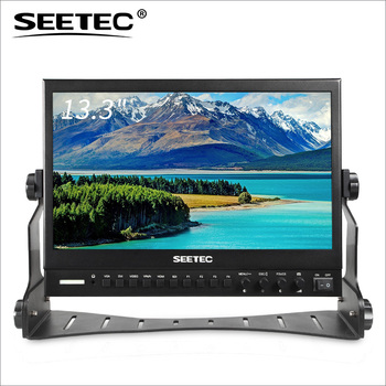 SEETEC IPS full HD 1920*1080 3G-SDI HDMI 13 inch led 14 monitor hdmi