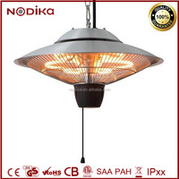 Ceiling mounted terracotta patio heater Electric outdoor heater infrared 220v
