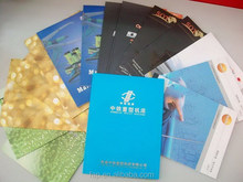 Best quality new import fruits advertising paper flyer