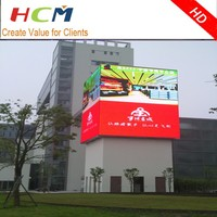 Double Sides P8 SMD Outdoor Full Color Led Display Screen