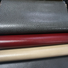 automotive synthetic pvc leather seat cover fabric