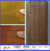 flexible metal mesh fabric / golden ring mesh curved curtains / rfid protection fabric (free sample)
