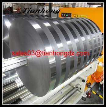 laminating film pet pe price air conditioner industrial aluminum foil roll