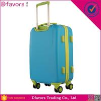 Brand new personality cool trolley bag decent travel luggage small suitcases in stock