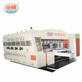 automatic printer slotter die cutter machine