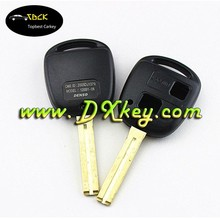 2 button remote keyless entry no logo for Lexus remote key TOY48 same with orignal 38mm Lexus key shell