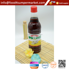 bottle packing brown Rice Vinegar