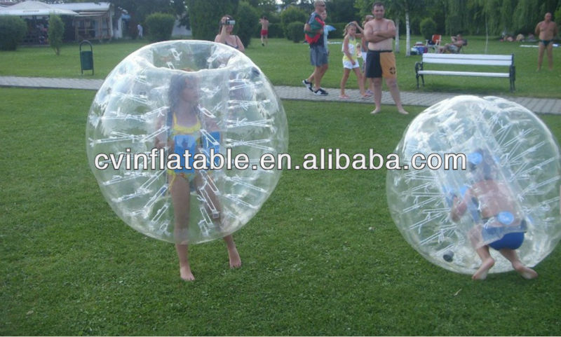 good price inflatable soccer bubble