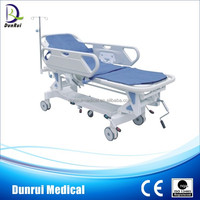 DR-306 CE Approved Movable Manual Functions Ambulance Stretcher Dimensions