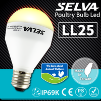 Professional IP69K Waterproof Dimmable Outdoor led light bulb