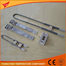 Top Quality Competitve Price U Type Molybdenum Disilicide MoSi2 Heat Treatment Furnace Parts