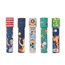 FQ brand Best sale Funny toy for kid Magic High quality classic wholesale kids wooden kaleidoscope
