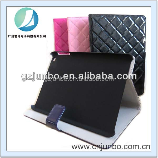 luxury wrist strap case for ipad mini 2
