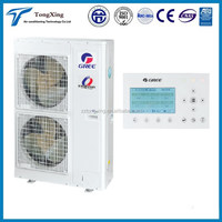 R410a Gree DC Inverter air to water heat pump