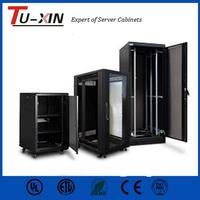 SPCC quality cold rolled steel 19 inch server rack cabinet