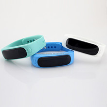 2017 Newly Products TPU Intelligent Bracelet, Smart Healthy Bluetooth Bracelet with Sleep Monitoring
