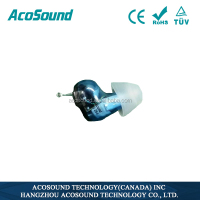 China Acomate 610 standard CIC TUV CE Approved hearing aids digital programmable hearing aid