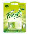 Sugar Free oral fresh breath peppermint Strips big card