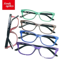 RD-0063 Cheap price perfect service rimless fashion adjustable reading glasses