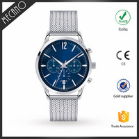 Brand Your Logo Custom Watches Alibaba Wholesale HK Designer's Wrist Watches For Man