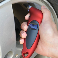 Accurate Programmable Digital Number car Tire Pressure Gauge with LED backlight