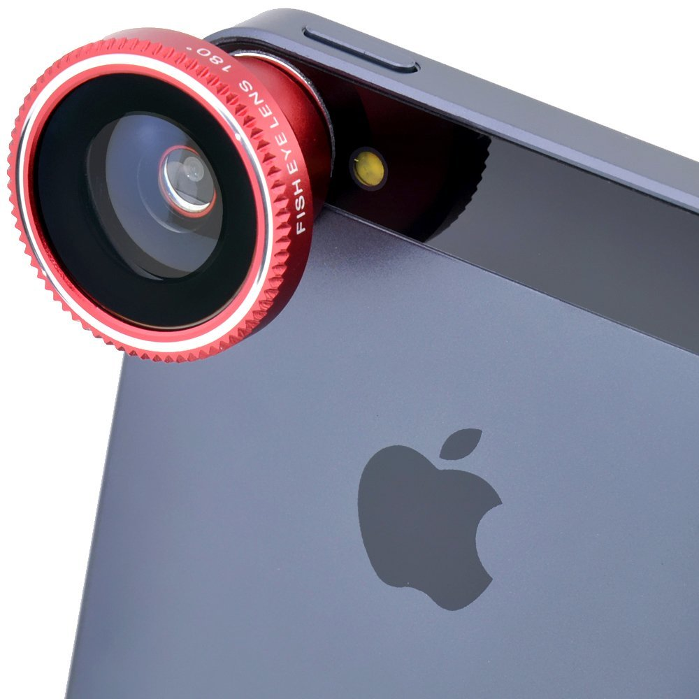 Hot Selling Super Wide 0.4X Detachable Lens for Mobile Phone&Digital Camera