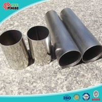 astm 312 tp 304 Welded Stainless Steel Square Pipe Manufacturer