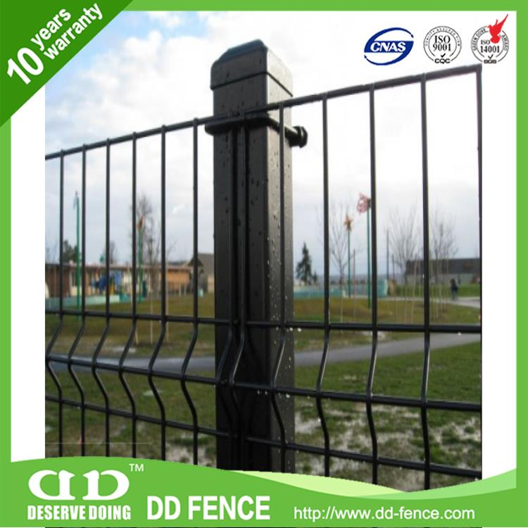 Wire Mesh Cage / 3 Folds Weldedmesh Fence / Galvanized Metal Mesh